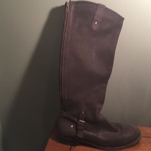 Women's Dolce Vita tall suede boot